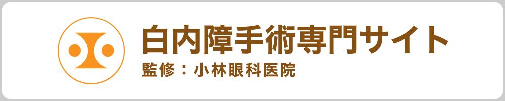 白内障手術専門サイト